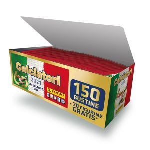 Calciatori 2021 - Collectors' Box da 150 bustine