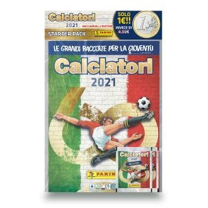 Starter Pack Calciatori 2021