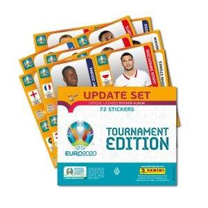 UEFA Euro 2020™ Official Collection - set aggiornamenti