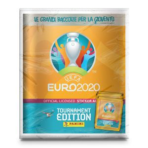 PROMO STARTER PACK UEFA EURO 2020™ TOURNAMENT EDITION OFFICIAL STICKER COLLECTION