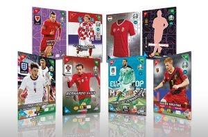 UEFA EURO 2020™ Adrenalyn XL™ 2021 Kick Off - SECOND SKIN - FAN'S FAVOURITES - Cards mancanti