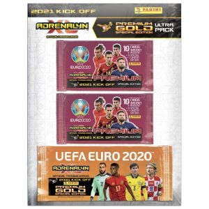 UEFA EURO 2020™ Adrenalyn XL 2021 KICK OFF - Premium Gold Ultra Pack