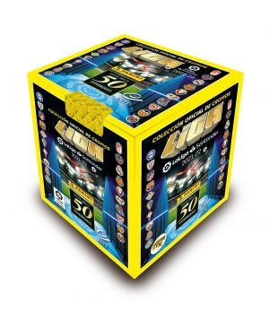 LaLiga 2021-22 - Box da 50 bustine