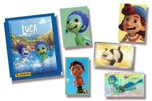 Disney Luca Movie - Card mancanti
