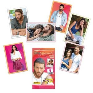 DAY DREAMER PHOTOCARDS COLLECTION - Photocards mancanti