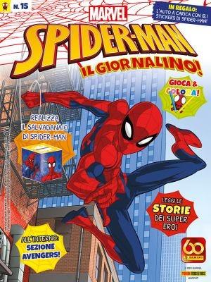 SPIDER-MAN & I SUOI FANTASTICI AMICI: SPIDER-MAN IL GIORNALI