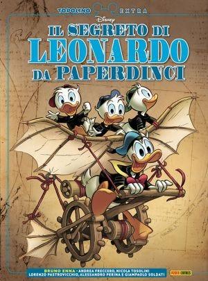 TOPOLINO EXTRA N.2 - LEONARDO DA PAPERVINCI