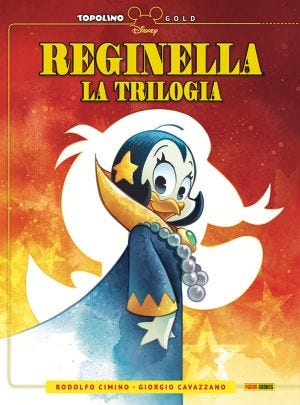 TOPOLINO GOLD N.4 - REGINELLA