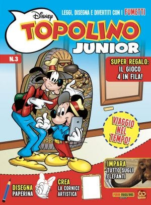 Topolino Junior 3