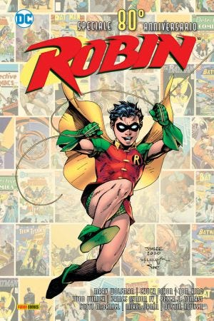 DC SPECIAL EDITION: ROBIN SPECIAL