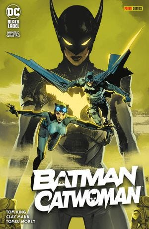 BATMAN/CATWOMAN N.4