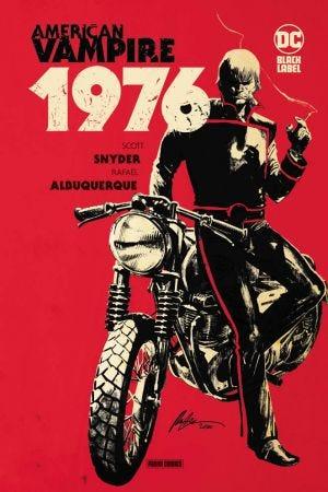 DC BLACK LABEL COMPLETE COLLECTION: AMERICAN VAMPIRE 1976 (L