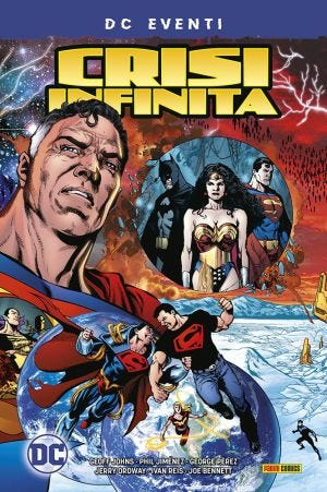 DC COMICS EVENTS N.5: INFINITE CRISIS