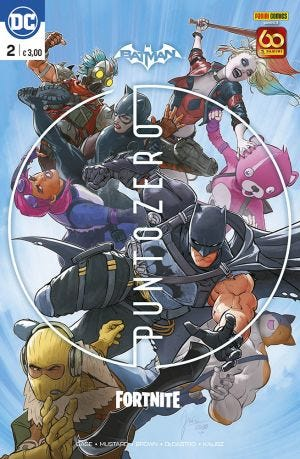 BATMAN/FORTNITE: PUNTO ZERO N. 2
