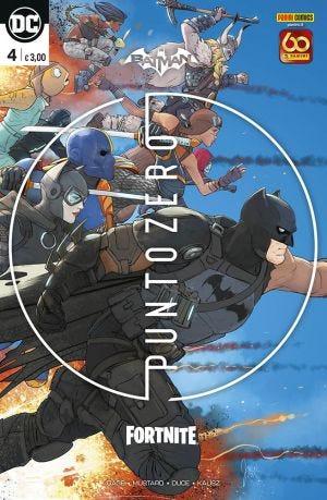 BATMAN/FORTNITE: PUNTO ZERO N. 4