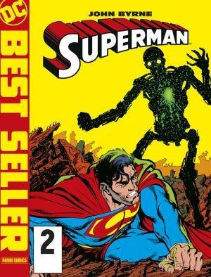 DC BEST SELLER (NUOVA SERIE): SUPERMAN DI JOHN BYRNE N. 2