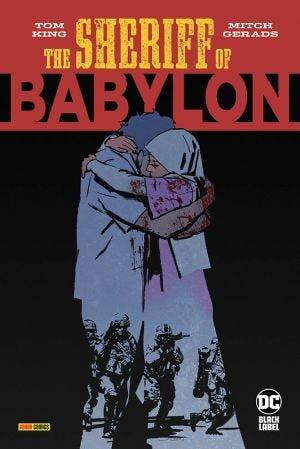 DC VERTIGO DELUXE: SHERIFF OF BABYLON