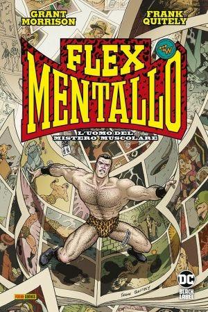 DC BLACK LABEL DELUXE: FLEX MENTALLO (LIBRO ISBN)