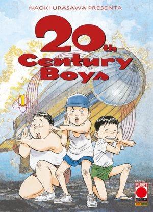 20TH CENTURY BOYS 1 SETTIMA RISTAMPA (ISBN)