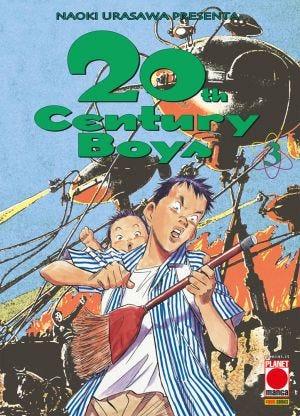 20TH CENTURY BOYS 3 QUINTA RISTAMPA (ISBN)
