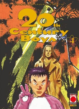 20YH CENTURY BOYS 4 QUINTA RISTAMPA (ISBN)