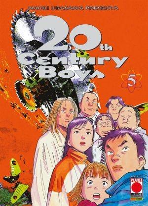 20TH CENTURY BOYS 5 QUINTA RISTAMPA (ISBN)