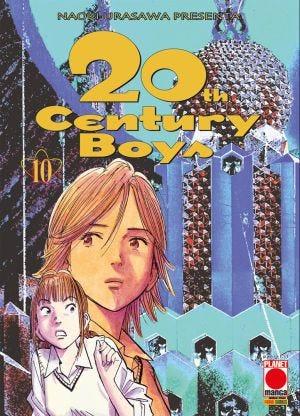 20TH CENTURY BOYS 10 QUARTA RISTAMPA (ISBN)