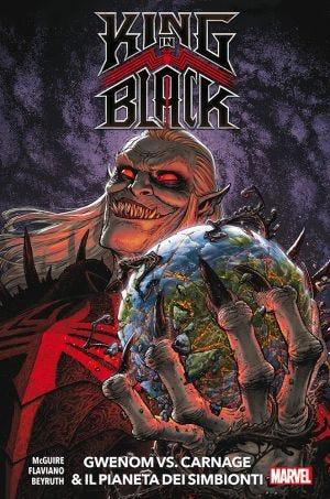 KING IN BLACK PRESENTA N.7
