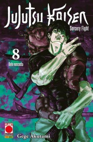 MANGA HERO N.43: JUJUTSU KAISEN 8