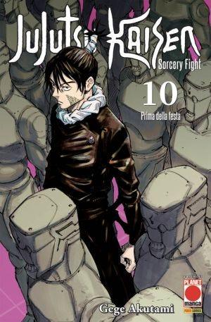 MANGA HERO: JUJUTSU KAISEN 10
