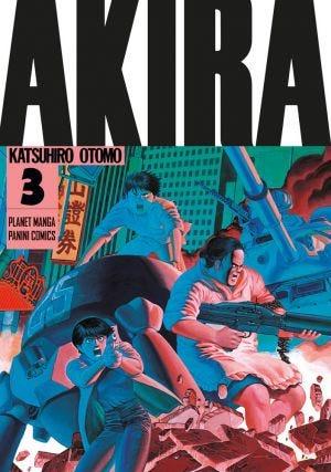 AKIRA NEW EDITION N.3