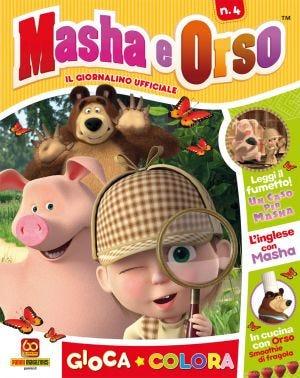 MASHA E ORSO MAGAZINE 4