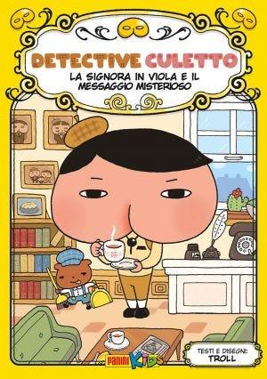 DETECTIVE CULETTO VOL. 1 (LIBRO ISBN)