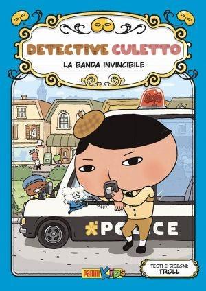 DETECTIVE CULETTO VOL. 3 (LIBRO ISBN)