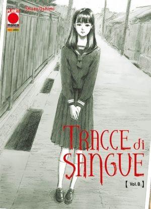 TRACCE DI SANGUE N.8 (LIBRO ISBN)