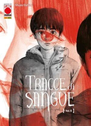 TRACCE DI SANGUE N.9 (LIBRO ISBN)