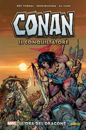 CONAN IL CONQUISTATORE: L'ORA DEL DRAGONE (LIBRO ISBN)