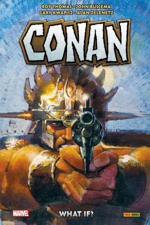 CONAN COLLECTION: WHAT IF CONAN BOOK
