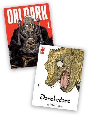 DAI DARK 1 - BUNDLE CON VARIANT DOROHEDORO 1 (ISBN)