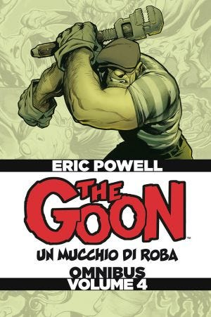 THE GOON DELUXE VOL. 4