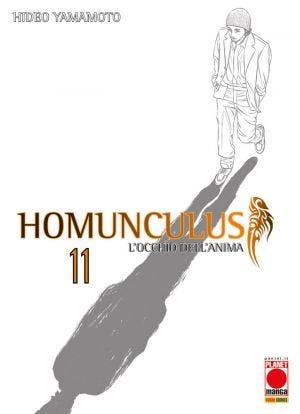 HOMUNCULUS 11 SECONDA RISTAMPA (ISBN)