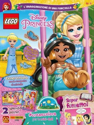 LEGO DISNEY PRINCESS N.6