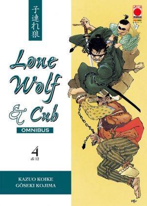 LONE WOLF & CUB OMNIBUS N.4