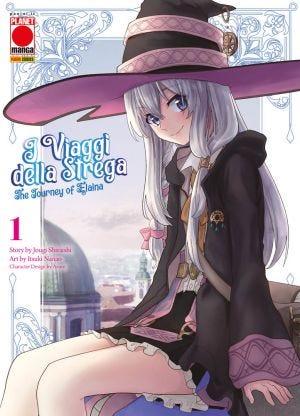 I VIAGGI DELLA STREGA - THE JOURNEY OF ELAINA 1 (ISBN)
