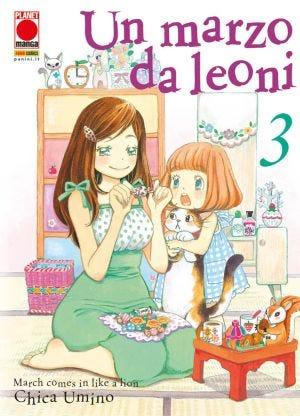 UN MARZO DA LEONI 3 PRIMA RISTAMPA (ISBN)