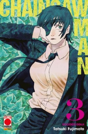 COLLANA MONSTER N.13 - CHAINSAW MAN 3