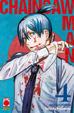 COLLANA MONSTER N.14 - CHAINSAW MAN 4