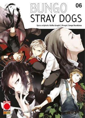 BUNGO STRAY DOGS 6 PRIMA RISTAMPA (ISBN)