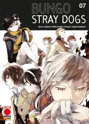 BUNGO STRAY DOGS 7 PRIMA RISTAMPA (ISBN)