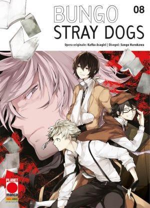 BUNGO STRAY DOGS 8 PRIMA RISTAMPA (ISBN)